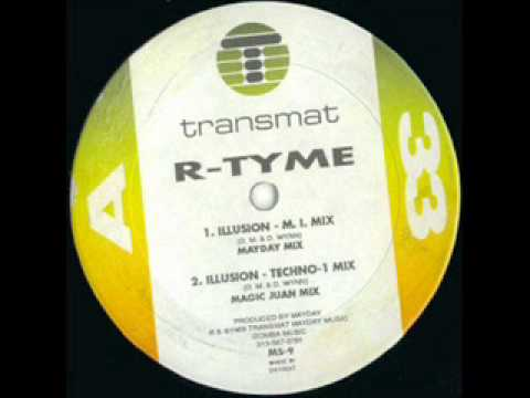 R-Tyme - Illusion (Techno-1 Mix) (1989)