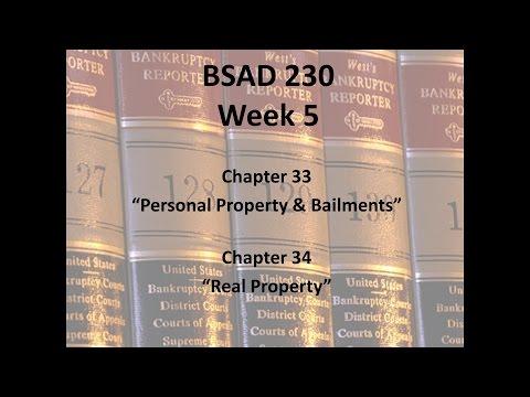 Crowder College - BSAD 230 - Larry Nichols - Week 5