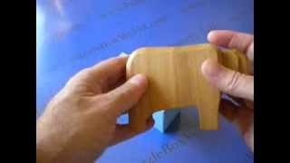 The Koume Japanese Puzzle Box !