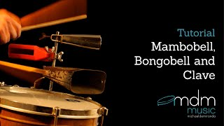Bongobell, clave and mambobell.mov