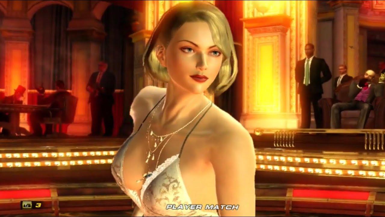 012 - Tekken 6 - Coouge (Anna Williams) vs C-Paris_X (Bob) HD (720p)
