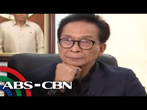 Colmenares: International community is disappointed with PH   ANC