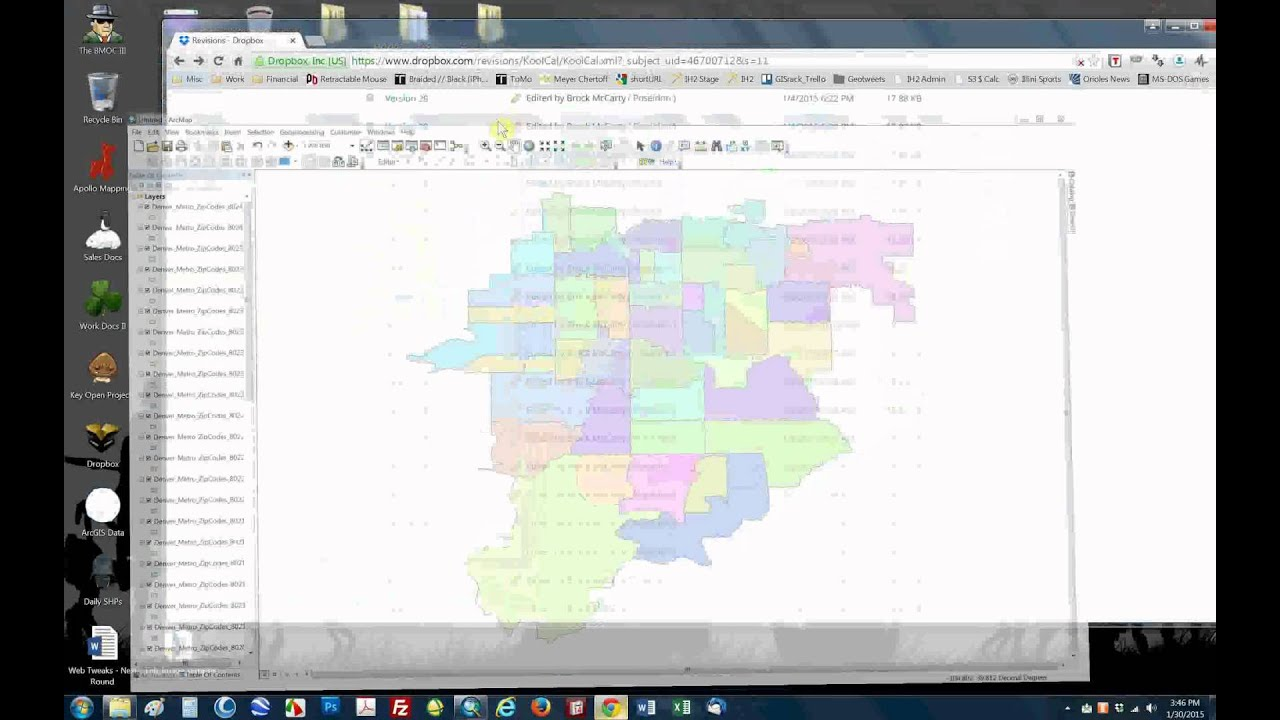GTM - What is the Best Computer to Use in the Geospatial