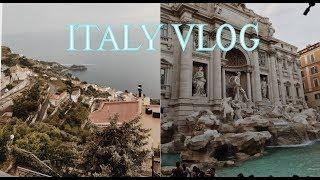 Vlog| Italy