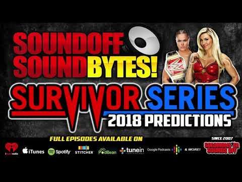 PREDICTIONS: WWE Survivor Series 2018 | Raw vs. Smackdown! letöltés
