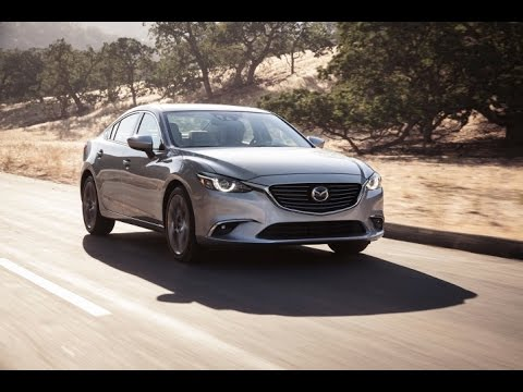 2016 Mazda 6 Start Up And Review 25 L 4 Cylinder Youtube