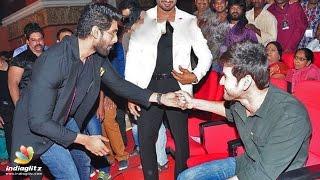 Baahubali 2 Villain Rana Daggubati touched Mahe...