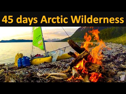 Solo sailing adventure expedition from Nordkapp (Norway) to Stockholm