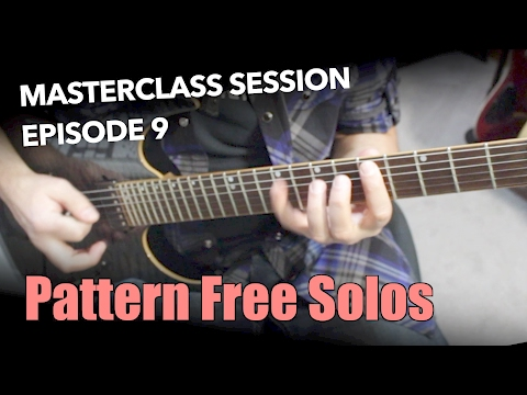 How To Freely Improvise Without Knowing Scale Positions - Masterclass Session #9