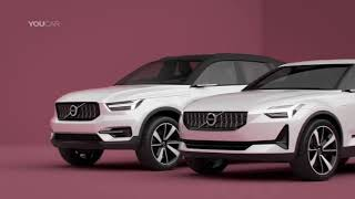 Best Cars:  OFFICIAL: 2016 Volvo 40 Series Concepts