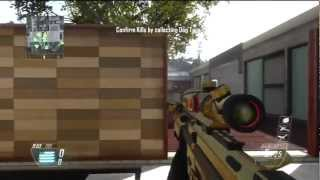 CRAZY BO2 FIRST BLOOD 4 HEADSHOTS WITH 1 BULLET! :O