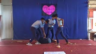 Skit on LOVE  TO HUMANITY AND COMPASSION