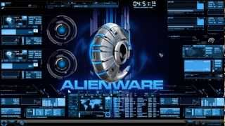 Rainmeter 2.0 with BlueVision & HAL Skin Installation Tutorial 2012