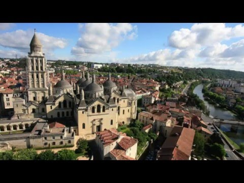La ciudad de Perigueux