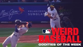 Weird Baseball! Oddities of the Week - 4/16 - 4/23