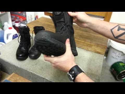 Tactical Boot Review of Blauer, 5.11 and Bates