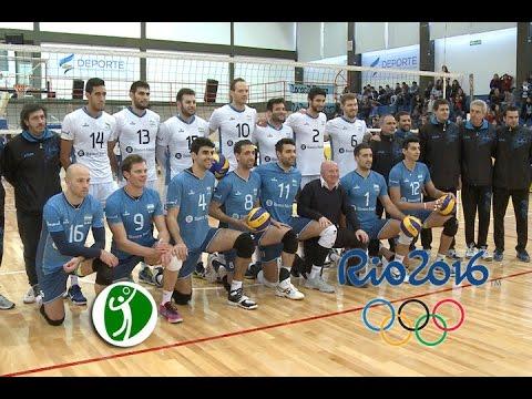 Río 2016: Voley Masculino: Un equipo en pleno crecimiento que busca la segunda medalla olímpica de YouTube · Duración:  3 minutos 7 segundos