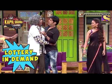 Dr. Gulati And Kapil Fight For Lottery – The Kapil Sharma Show