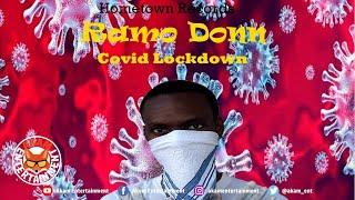 Ramo Donn - Covid Lockdown - April 2020