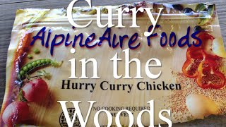 Alpineaire Foods ~hurry Curry Chicken~