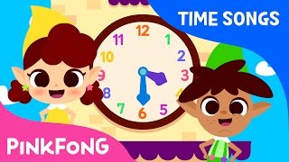 Download Telling Time 2 | Time Songs | Pinkfong Songs for Children