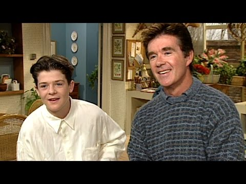 FLASHBACK: A 13YearOld Robin Thicke Hopes for a Music Career on the Set of 'Growing Pains'