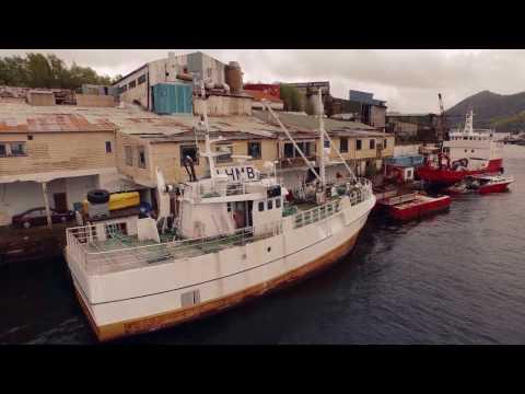 Lothepus starter seilasen til Grønland