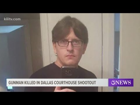 Dallas shooting: Man killed in shootout at federal courthouse was recent college grad