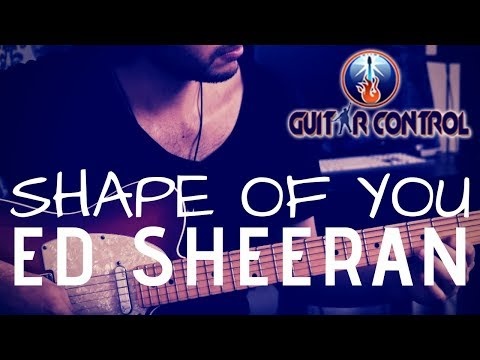 """how-to-play-""""shape-of-you""""-by-ed-sheeran---guitar-lesson-on-easy-pop-songs-for-beginners"""