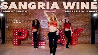 Pharrell Williams x Camila Cabello - Sangria Wine (Dance Tutorial) | Mandy Jiroux