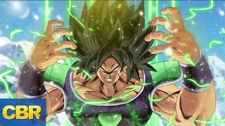 Why People Are So Excited About Broly In Dragon Ball FighterZ