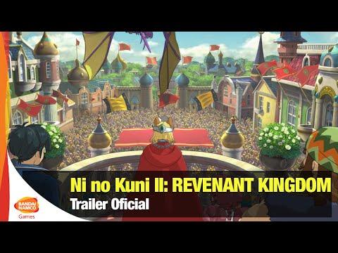 Ni no Kuni II - Bandai Namco Latinoamérica