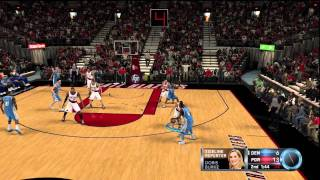 NBA 2k12 Gameplay Tips and Tricks: What Camera View To Use! 2k, Broadcast!? (Fundamentals Tutorial)