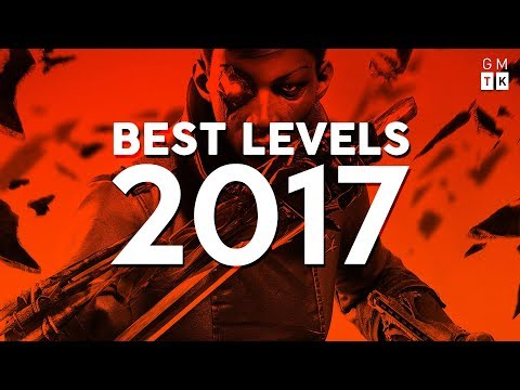 5 Amazing Levels from 2017 | Game Maker's Toolkit