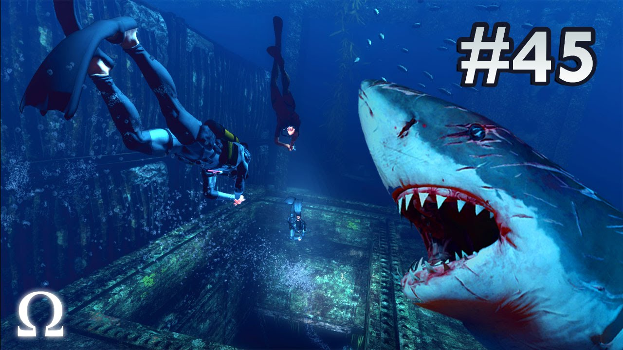 new thresher shark total domination depth 45 stream highlight youtube - Shark Sweepers