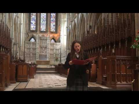 Truro Cathedral Choir Summer Concert 2017 - Behind the scenes