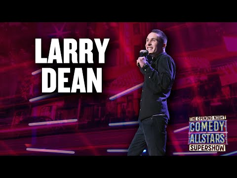Larry Dean - 2017 Opening Night Comedy Allstars Supershow