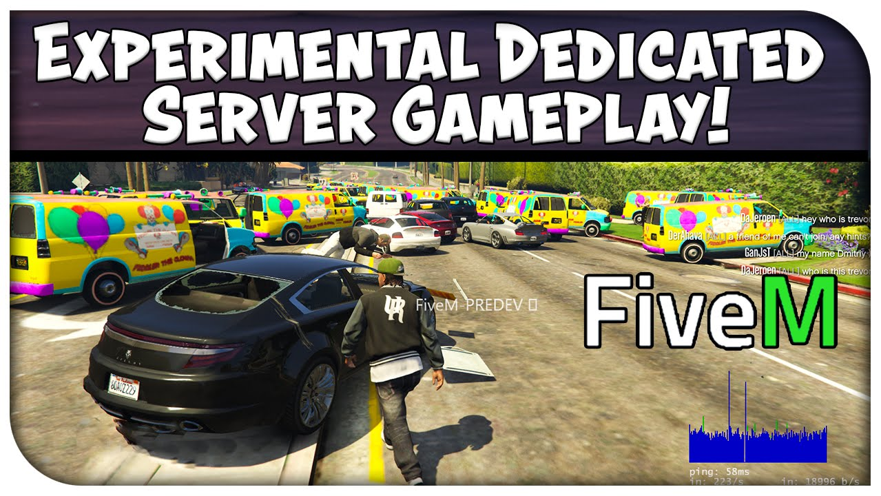 GTA 5 FiveM Experimental Dedicated Server Gameplay! Servers Explained & The  Reasons They Are Good!