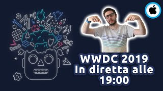 WWDC 2019 - Live con MobileWorld.it