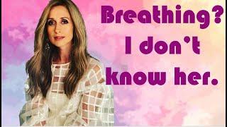 11 Times Lara Fabian Forgot She Was Breathing