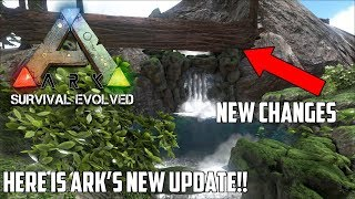 So THIS HUGE ARK UPDATE IS ABOUT TO GO LIVE! - GAMEPLAY CHANGES AND MORE!