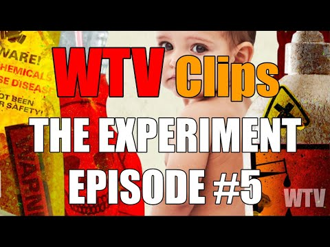 """WTV Clips: THE EXPERIMENT Episode #5 """"The Variant"""""""