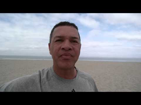 Sunday on the beach in Oxnard California