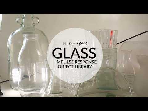 HISSandaROAR IR001 GLASS Impulse Response Library