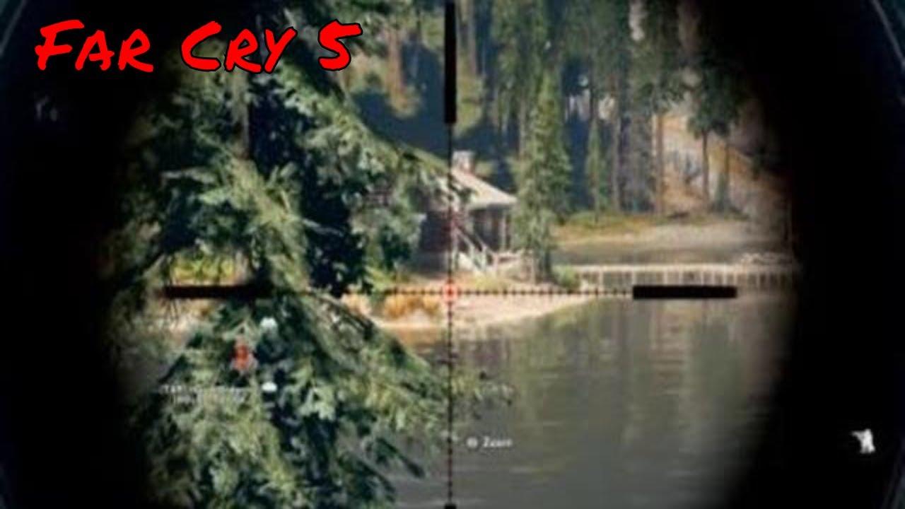 Far Cry 5 Wolf Beacon Youtube