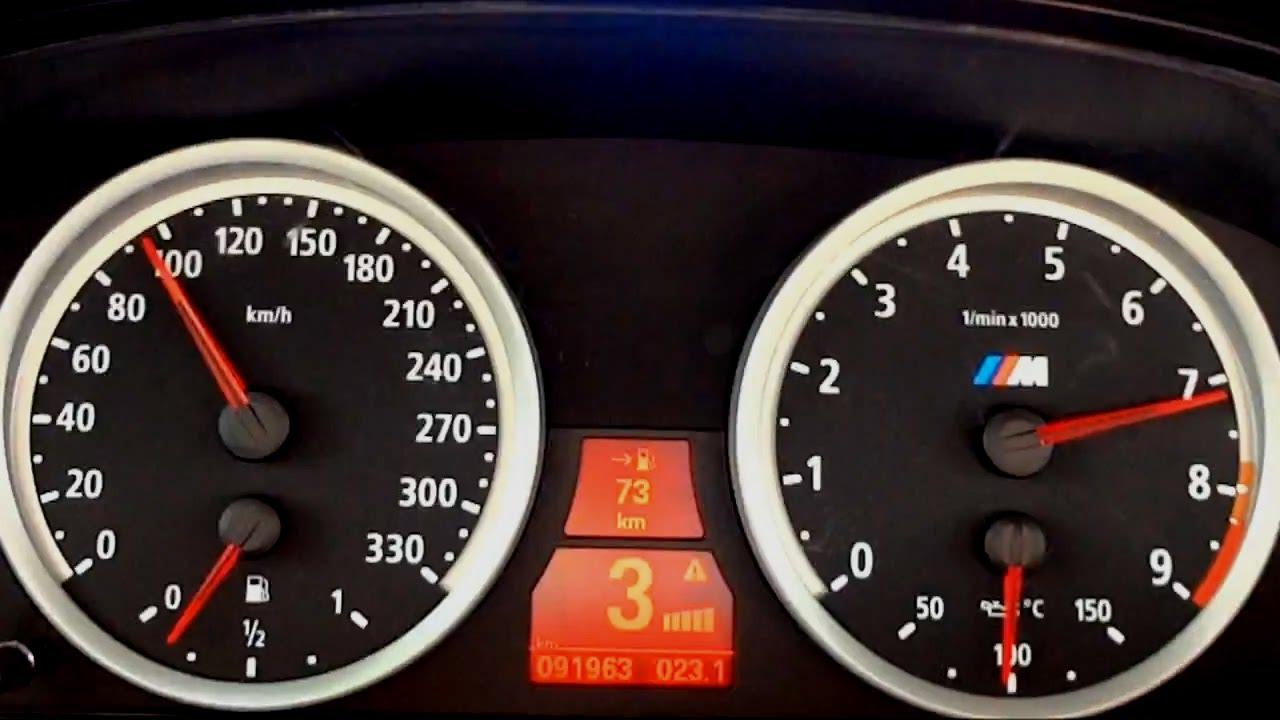 Bmw M6 E63 Beschleunigung Acceleration Inside V10 507