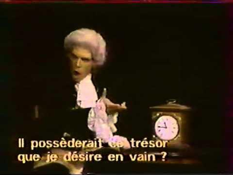 "Thomas Hampson-""Hai già vinta la causa!""(Le Nozze di Figaro)"