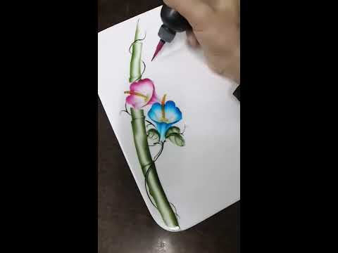Dishes drawing art Tutorial. 1 thumbnail