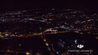 Gece bir başkadır Erzurum...