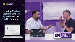 Learning Machine Learning with .NET, PyTorch and the ONNX Runtime
